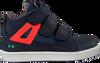 Blaue BUNNIES JR Sneaker high PATRICK PAT  - small