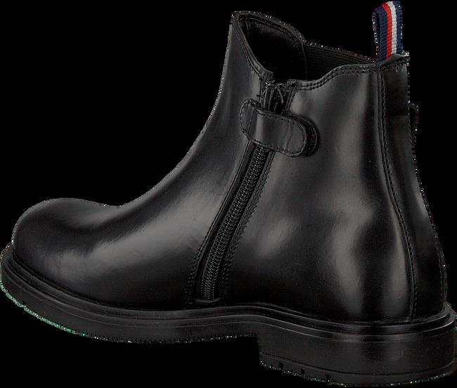 Schwarze TOMMY HILFIGER Chelsea Boots 30460  - large