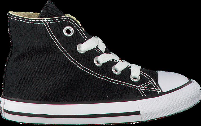 Schwarze CONVERSE Sneaker CTAS HI KIDS - larger