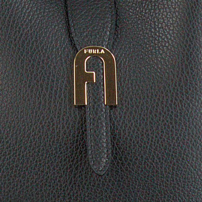 Schwarze FURLA Handtasche SOFIA M TOTE  - large
