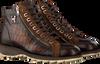Cognacfarbene HARRIS Sneaker high 7727  - small