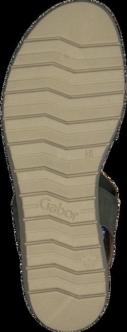Grüne GABOR Sandalen 501.1 - large