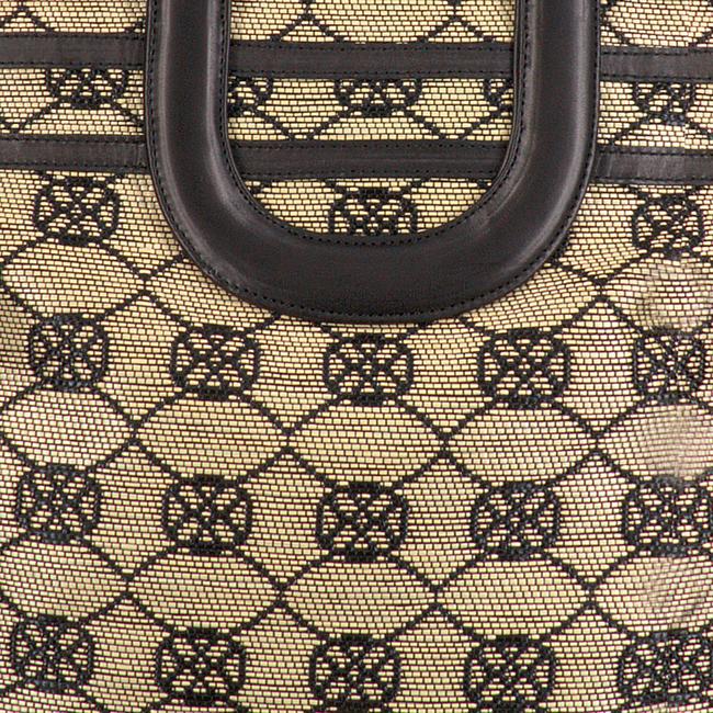 Schwarze UNISA Handtasche ZPETRI  - large