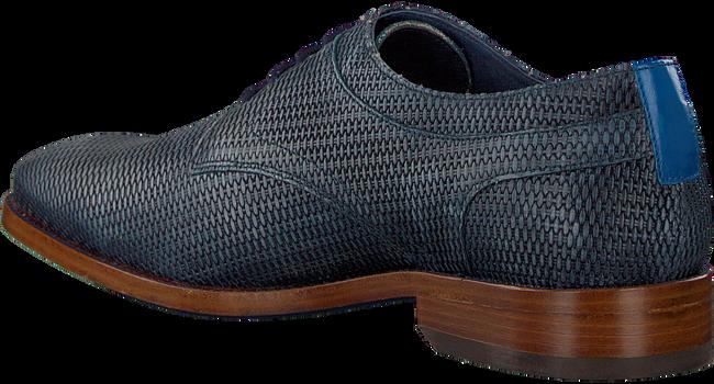 Blaue REHAB Business Schuhe BRAD WEAVE - large