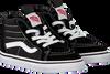 Schwarze VANS Sneaker TD-SK8-HI ZIP  - small