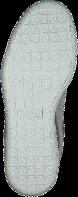 Graue PUMA Sneaker SUEDE CLASSIC+ DAMES - large