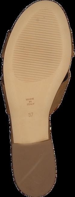 Cognacfarbene NOTRE-V Mules 2213  - large