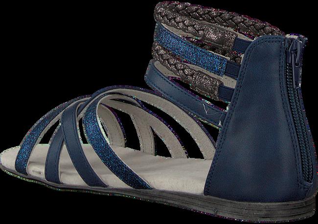 Blaue BULLBOXER Sandalen AED009FIS - large
