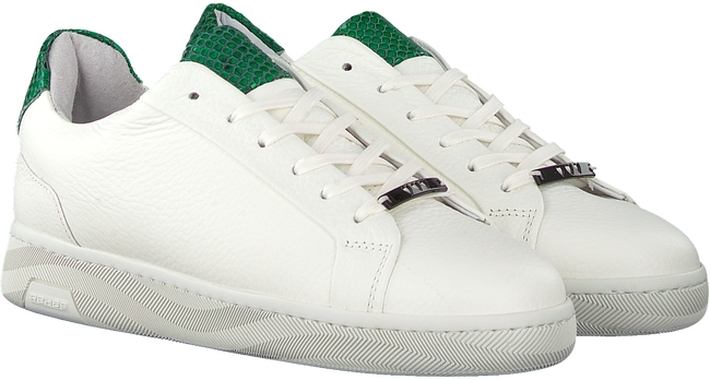 Weiße REHAB Sneaker low ZIYA NVD SNAKE  - large