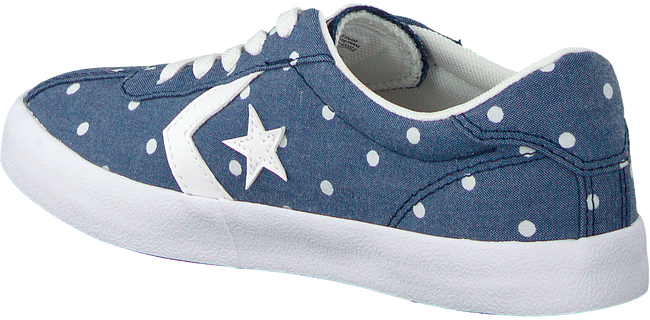 Blaue CONVERSE Sneaker BREAKPOINT OX KIDS - large