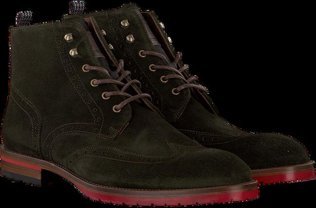 Grüne FLORIS VAN BOMMEL Ankle Boots 10974 - large