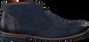 Blaue VAN LIER Business Schuhe 1955629  - small