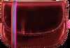 Rote LE BIG Umhängetasche PELIPA BAG  - small