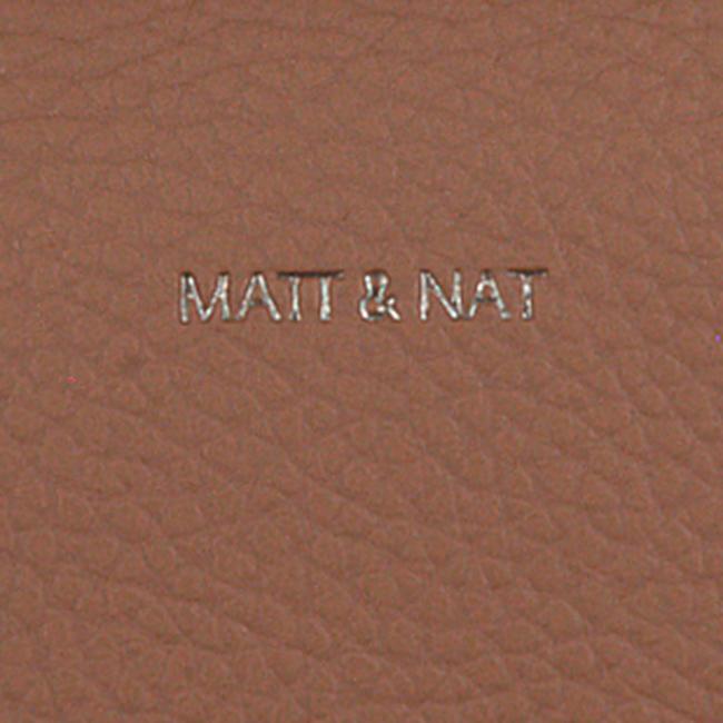 Orangene MATT & NAT Umhängetasche SAM CROSSBODY  - large