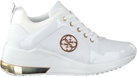 Weiße GUESS Sneaker low JARYDS  - medium