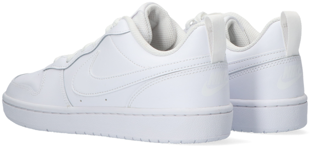 Weiße NIKE Sneaker low COURT BOROUGH LOW 2 (GS)  - large