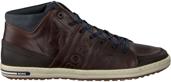 Braune BJORN BORG Sneaker CURD MID M - large