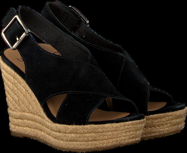 Black UGG shoe HARLOW  - large