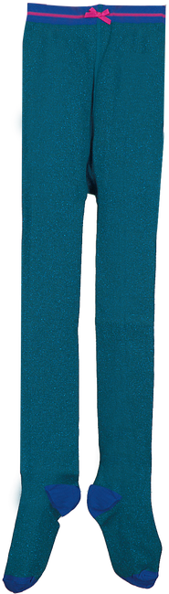 Blaue LE BIG Socken PADMA TIGHT  - large