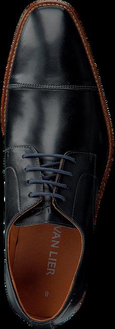Schwarze VAN LIER Business Schuhe 1953400  - large