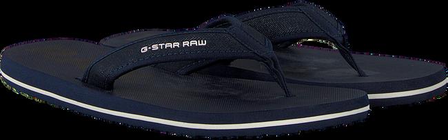 Blaue G-STAR RAW Pantolette LOAQ  - large