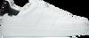 Weiße WOOLRICH Sneaker low SNEAKER SUOLA SCATOLA MAN CALF  - small