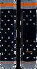 Blaue XPOOOS Socken ICONS  - small