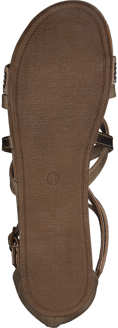 Goldfarbene BULLBOXER Sandalen AED031 - large