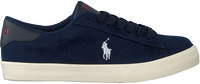 Blaue POLO RALPH LAUREN Sneaker low THERON  - medium
