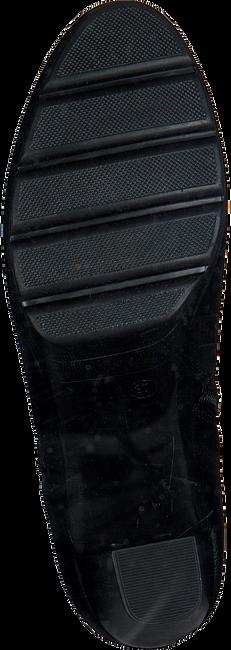 Schwarze NOTRE-V Stiefeletten 184 111FY  - large