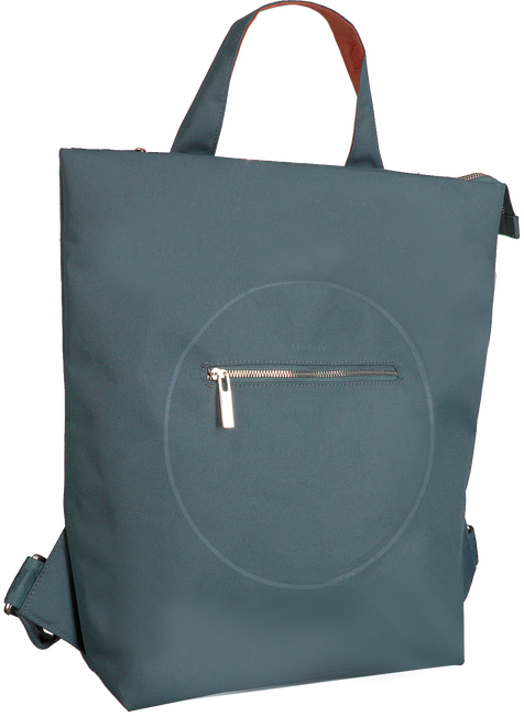 Blaue MYOMY Rucksack MY CIRCLE BAG BACKBAG  - large