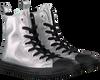 Silberne CONVERSE Sneaker ALL STAR BOOT -X-HI  - small