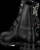 Schwarze OMODA Biker Boots R15923 - small