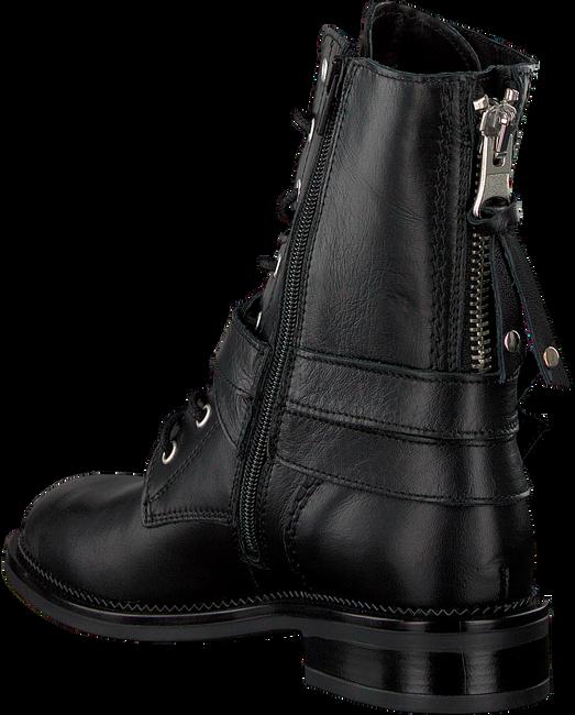 Schwarze OMODA Biker Boots R15923 - large