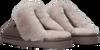 Taupe WARMBAT Hausschuhe FLURRY  - small