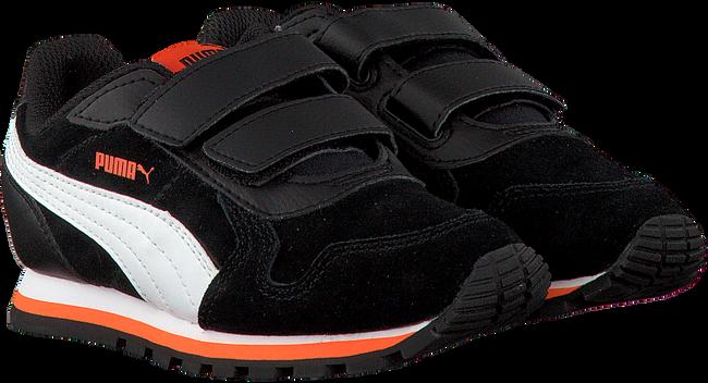 Schwarze PUMA Sneaker ST RUNNER SD V - large