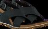 Schwarze TIMBERLAND Sandalen CAPRI SUNSET X-BAND SANDAAL - small