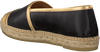 Goldfarbene KANNA Espadrilles 20029  - small