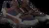 Graue MAZZELTOV Sneaker 9509F  - small