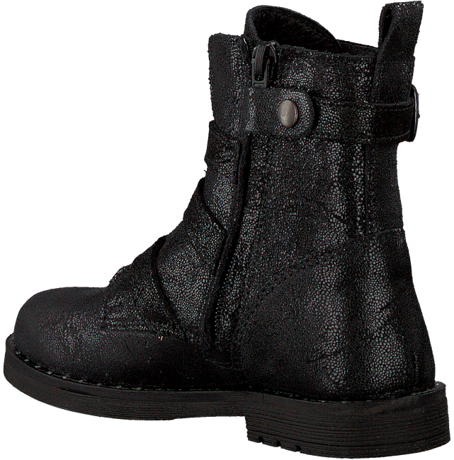 Schwarze TON & TON Ankle Boots 292320  - large