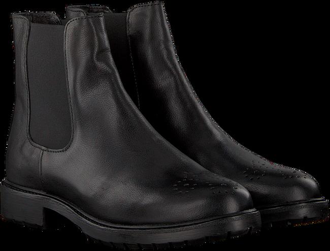 Schwarze FRED DE LA BRETONIERE Chelsea Boots 181010014 - large