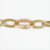 Grüne NOTRE-V Armband ARMBAND RESIN  - medium