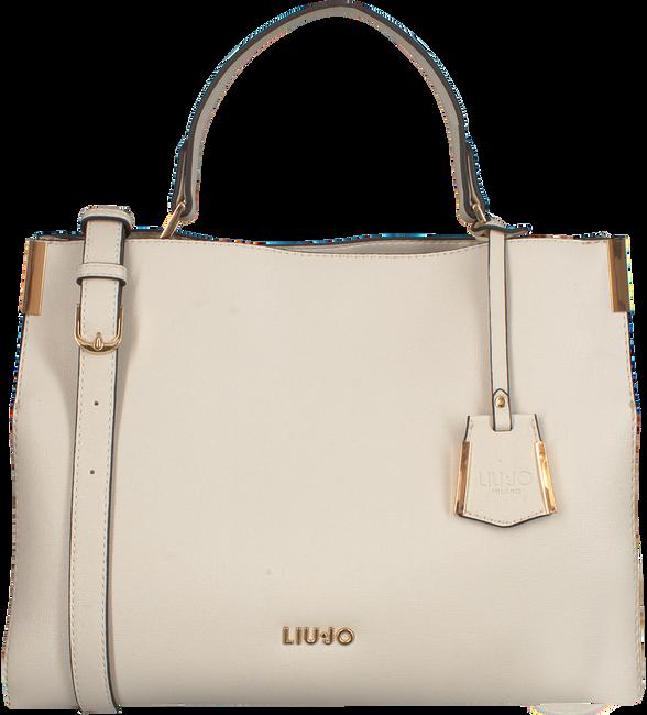 Beige LIU JO Shopper ISOLA SHOPPING BAG  - large