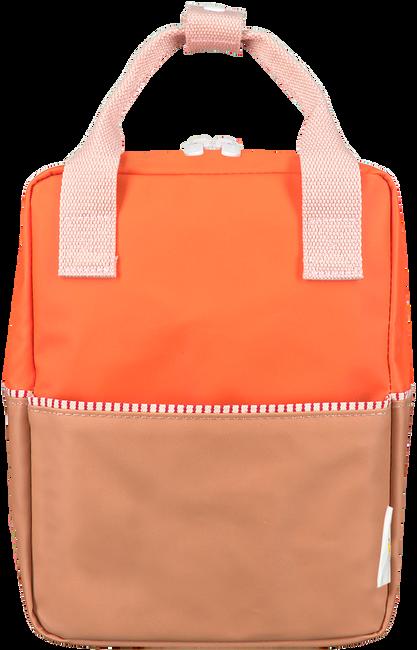Orangene STICKY LEMON Rucksack COLOUR BLOCK SMALL  - large