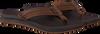Braune REEF Pantolette ORTHO BOUNCE COAST MEN  - small