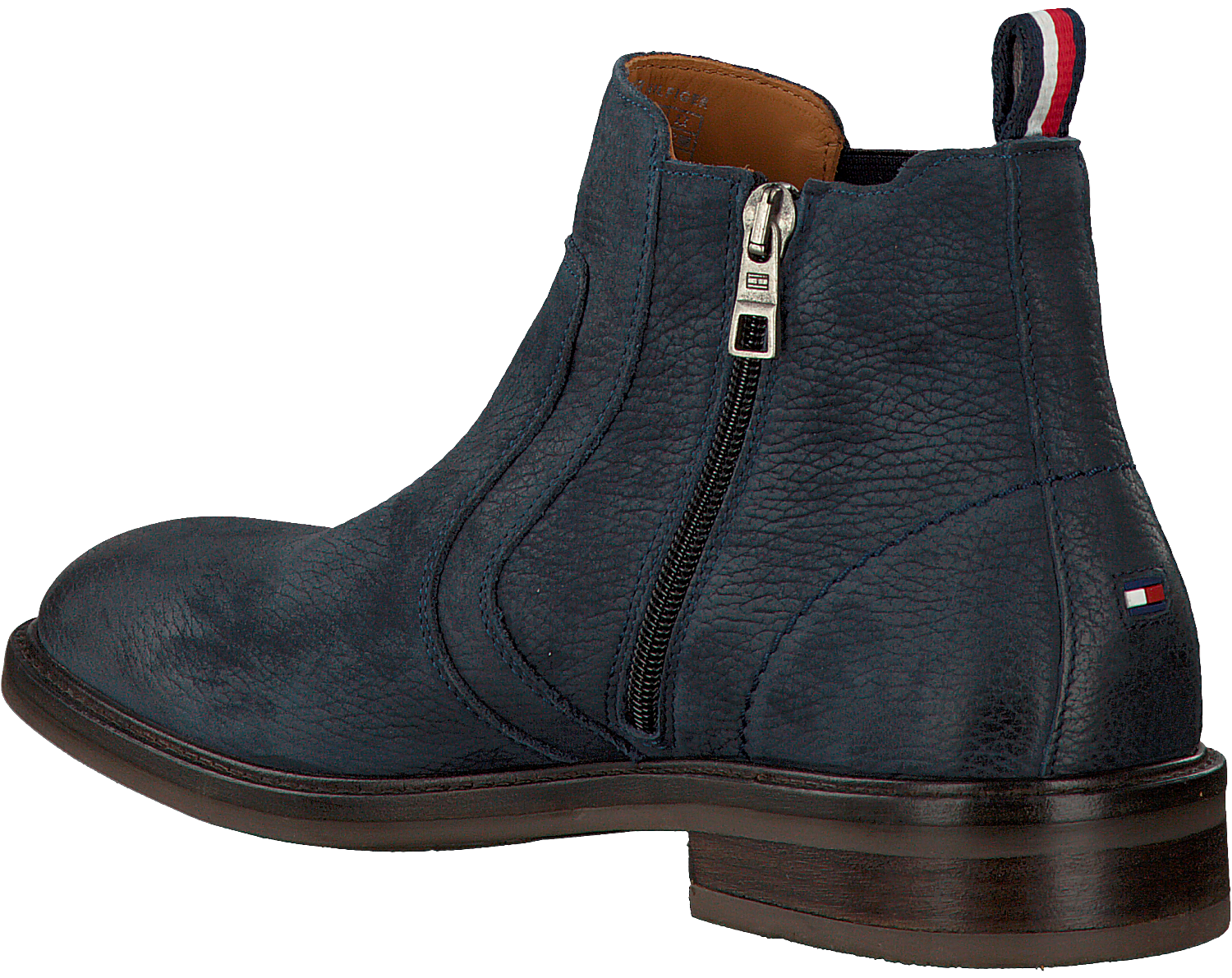 f2193a99c16782 Blaue TOMMY HILFIGER Chelsea Boots ROUNDER 2N. TOMMY HILFIGER. -50%.  Previous