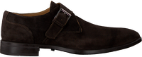 Braune MAZZELTOV Business Schuhe 4143  - medium