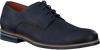 Blaue VAN LIER Business Schuhe 1855600 - small