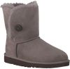 Graue UGG Winterstiefel BAILEY BUTTON KIDS - small