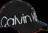 Schwarze CALVIN KLEIN Kappe BIND EMBROIDERY CAP  - small